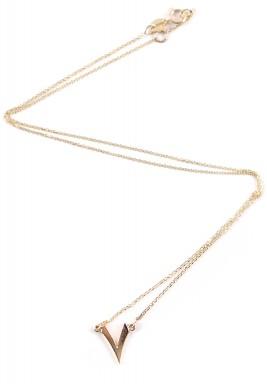 Saba'a Necklace(Yellow Gold)