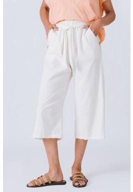 Off White Linen pants