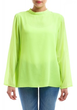 Lime Neon Top Shirt