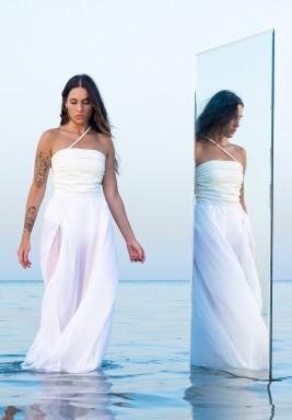 White Portofino Swimsuit