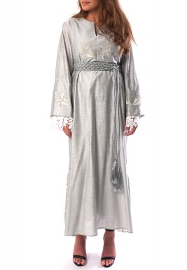 Diamond leaf Kaftan
