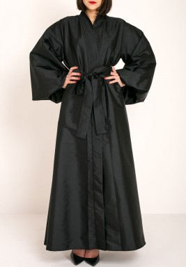 Tafta Wedding Abaya