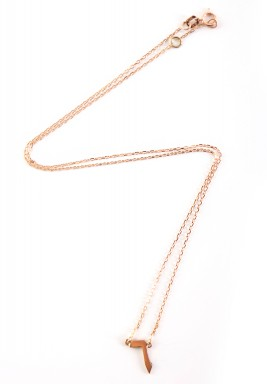 Sitta Necklace (Yellow Gold)