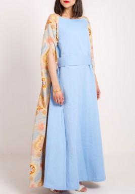 Medeival long sleeves dress