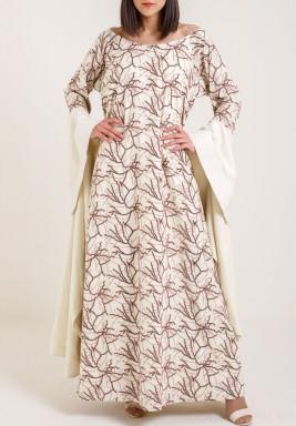 Medieval Sleeves Kaftan