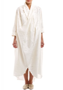 White Feather Kaftan