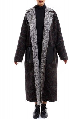 Double face bisht jacket