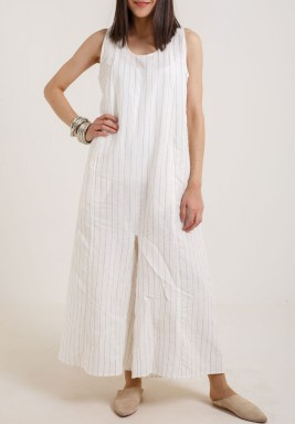 Tutu White Jumpsuit