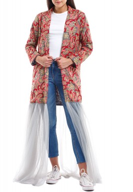 Tetra tulip jacket