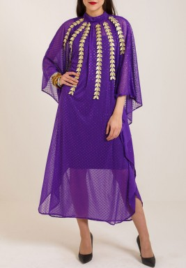 Golden Leaves Kaftan