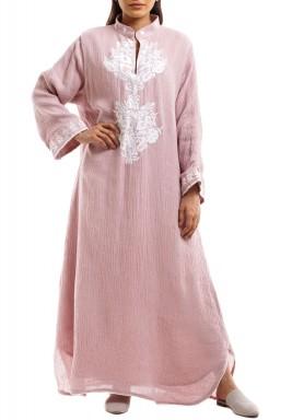 Pink Kawsar Kaftan