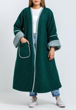 Green Bisht