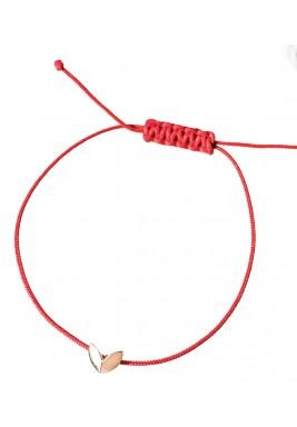 Flower Rope Bracelet