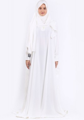 Ivory Prayer Dress