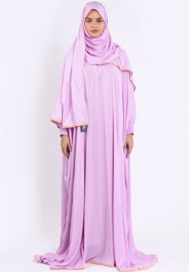 Rose Pink Prayer dress