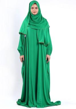 Emerald Prayer dress