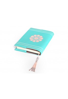 Tiffany Silk Quran Cover