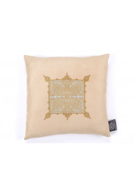 Bab Al Iman Chamois Cushion for Quran
