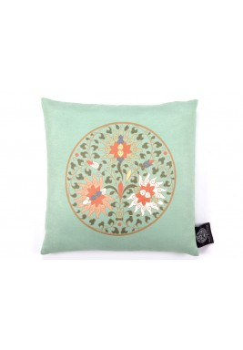 Bab Al Kazimeen Chamois Cushion for Quran