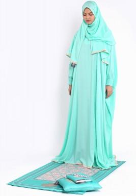 Tiffany Silk Full prayer set