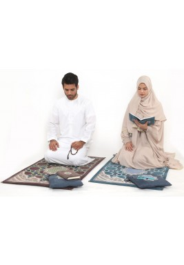 Al Ishaa Chamois  Full prayer set
