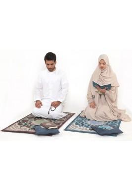 Al Ishaa Chamois  Full prayer set