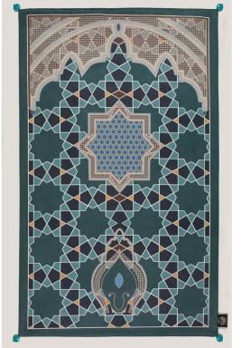 Al Ishaa Classic chamois Prayer Mats