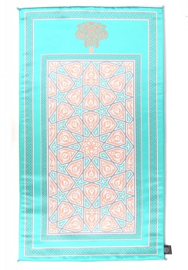 Tiffany silk Prayer Mats