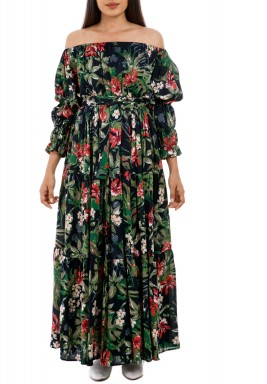 Magic Oasis dress