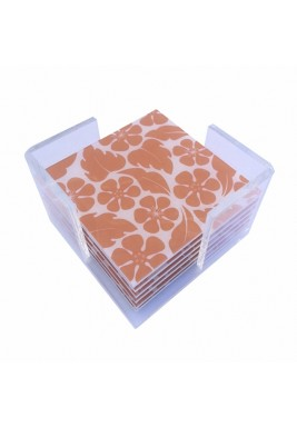 Odette Coasters - Peach