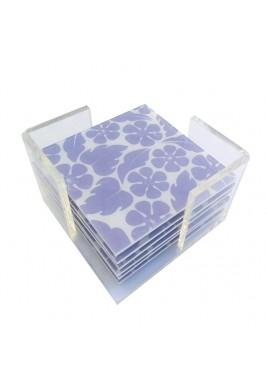 Odette Coasters - Lavender