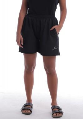 Black Jogging Shorts