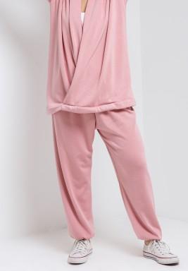 Baby Pink Loungewear Pants