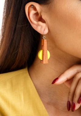 Ibiza incircle earrings