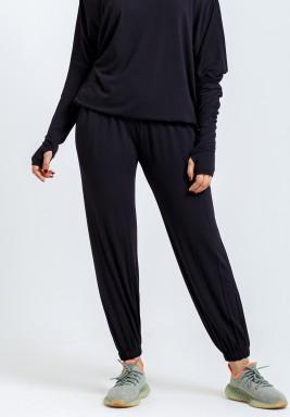 Black Sweatpants Jogger
