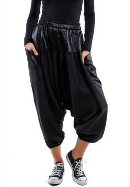 Black sherwal