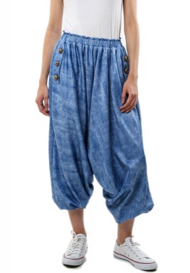 Denim Madness Pants