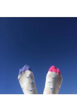 Italian Job Pearl Socks