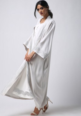 Light Grey robe set
