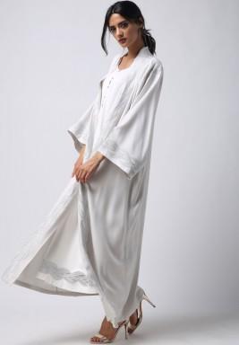 Light Grey robe set