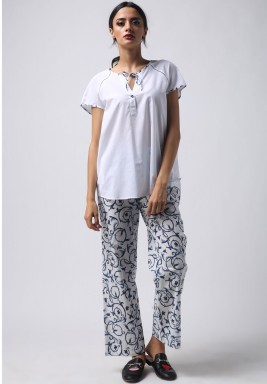 Cotton Vual Pajama