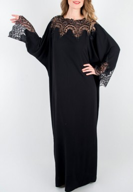 Sultan Black Dress