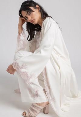 Pyjama set luna ecru