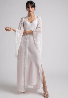 Cinderlla robe set baby pink