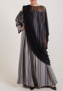 Light layer kaftan