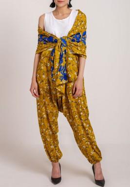 Nuwair Harem pants and shawl