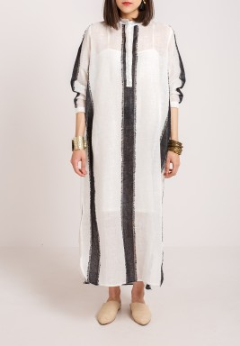 Stripped Dashdasha Dress