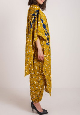 Nuwair Harem pants and shawl