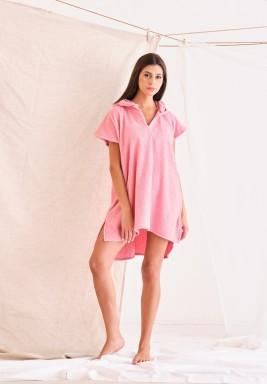 Pink Towel Dress