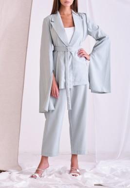 Tiffany Crystal Blazer & Pants